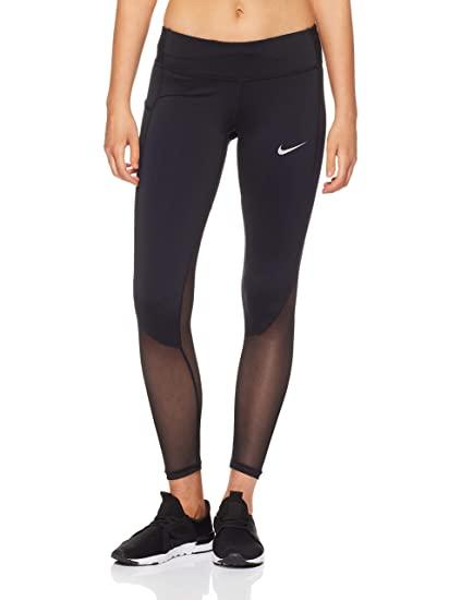 5a568b4af89da Amazon.com : Nike Dri-FIT Power Women's Running Tights : Clothing