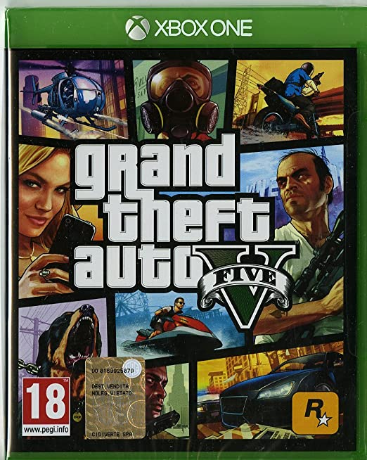 122 opinioni per Grand Theft Auto V (GTA V)- Xbox One