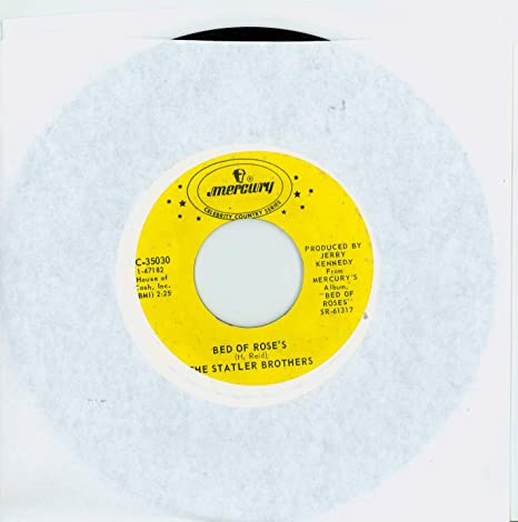Bed Of Roses Pictures The Statler Brothers Mercury Celebrity