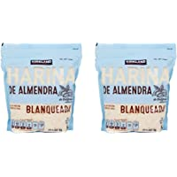 Harina De Almendra Blanqeada Super Fina Kirkland - 2.72 Kg - Macarones - Almendra En Polvo Sin cascara