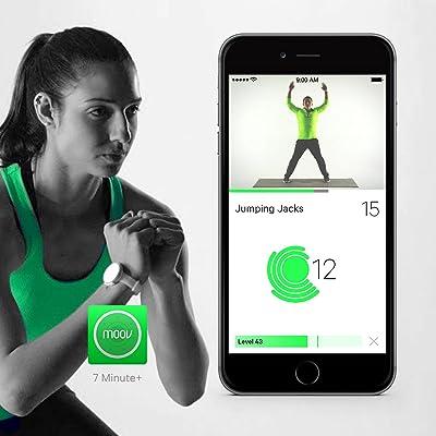 Moov - Smart Multi-Sport Fitness Coach & Tracker