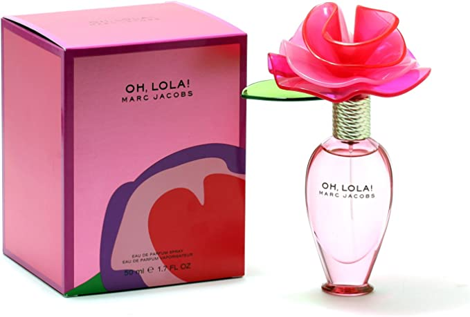 Oh Lola By Marc Jacobs Eau De Parfum Spray 1.7 Oz For Women by Marc Jacobs
