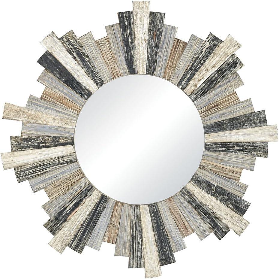 ELK Chatham Light Wall Mirror, Grey