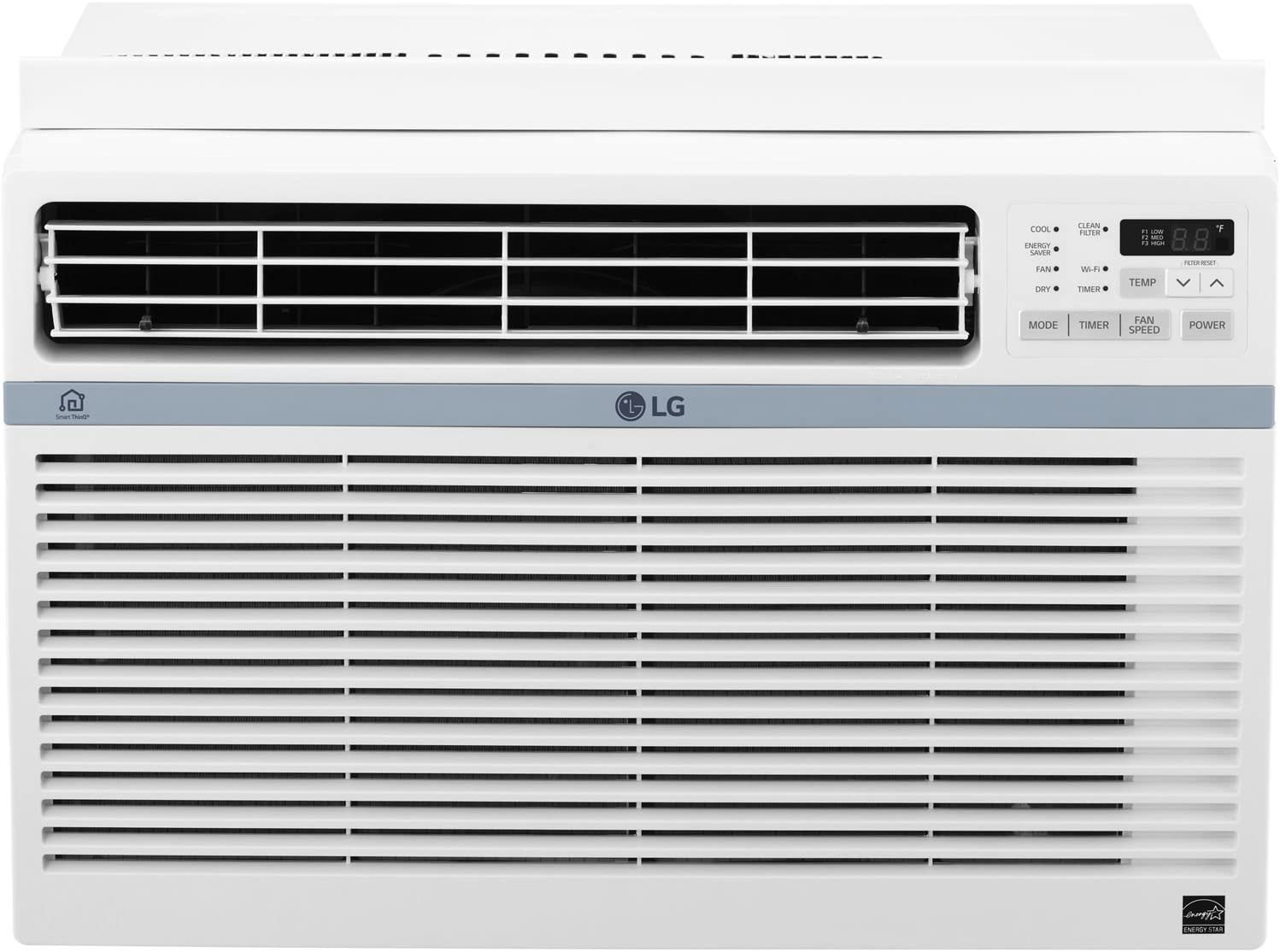 LG Quiet Window Air Conditioners
