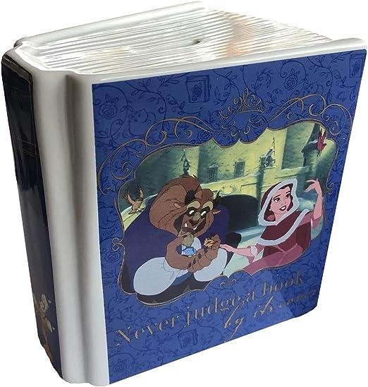 Disney La Bella y la bestia Somthing hay dinero caja: Amazon.es: Hogar