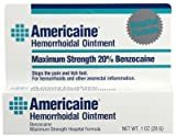 Americaine Hemorrhoidal Ointment Maximum Strength