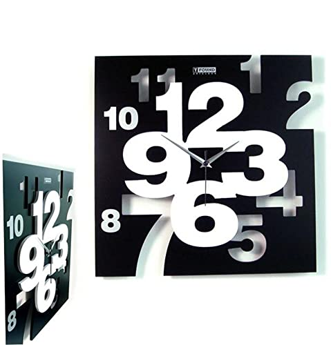 Creative Motion Square Artistic Clock