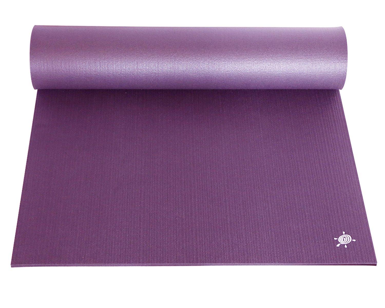 Extra Largo Profesional Yoga Mat por Kurma, no Slip Grip, no ...