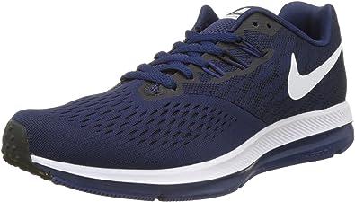 Nike Zoom Winflo 4, Zapatillas de Gimnasia para Hombre, Multicolor ...