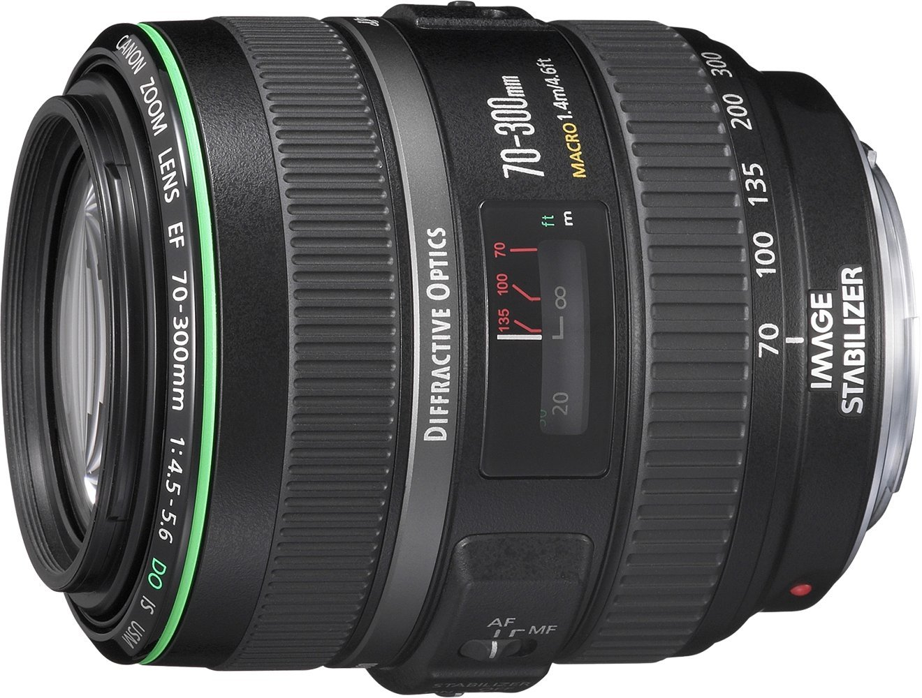 Canon EF mm f DO IS USM Objetivo para Canon distancia focal