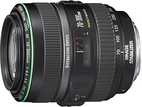Review Canon EF 70-300mm f/4.5-5.6
