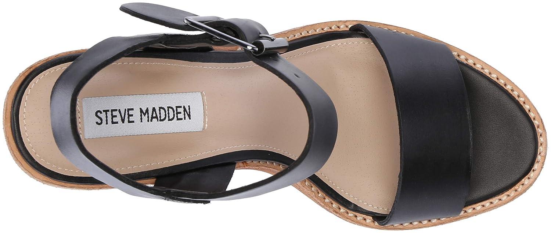 f9241db674d Steve Madden Women s Castro Heeled Sandal  Amazon.co.uk  Shoes   Bags