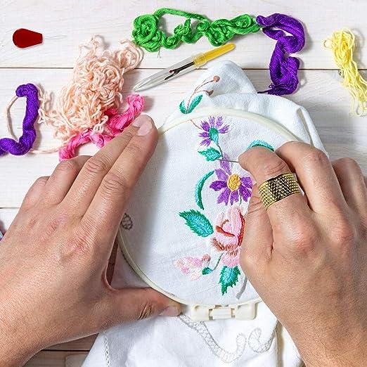 Floss Friendship Lot de 16 couleurs de fil /à broder