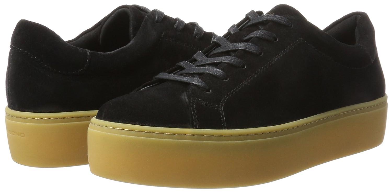 Vagabond Damen Jessie Sneaker Schwarz (Schwarz/Beige) (Schwarz/Beige) Schwarz 1604d6