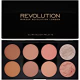 Makeup Revolution Hot Spice Palette Ultra Blush e illuminante  – , 13 g