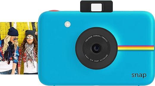 230 opinioni per Polaroid Fotocamera Digitale a scatto istantaneo (Blu) con Tecnologia di Stampa