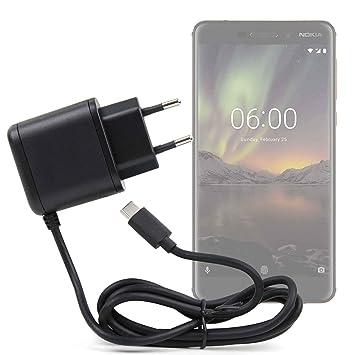 DURAGADGET Cargador de Pared USB C para Smartphone Samsung ...