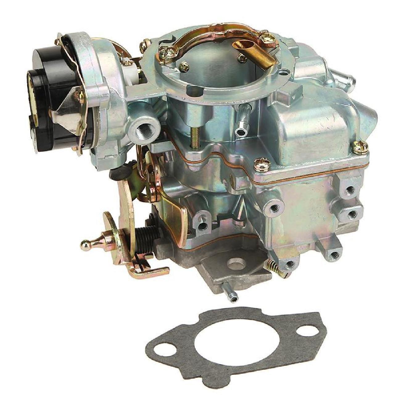 Alavente Carburetor Type Carter F300 Yfa 1 Barrel 1983 Ford F 150 300 Wiring Diagram Automatic Choke For 49l Cu I6 Automotive