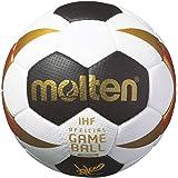 Molten Handball H0X1000 Wei/ß//Schwarz//Gold