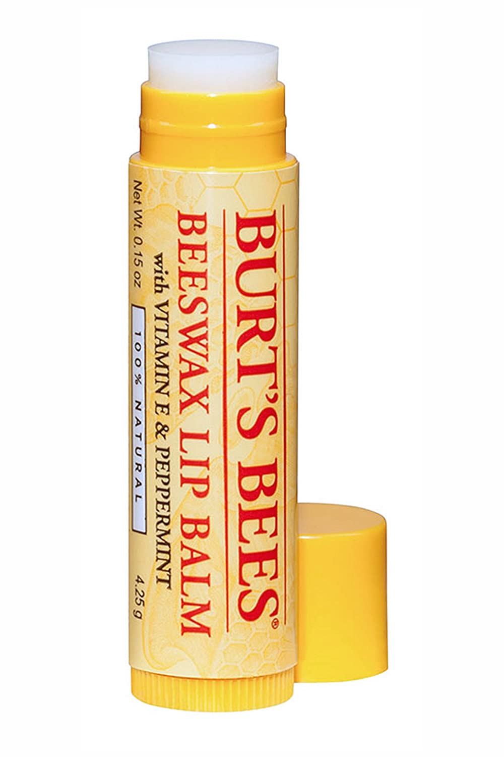 Burt's Bees 100% Natural Lip Balm, Pink Grapefruit, 4.25g Cbee Europe LTD 01451-14