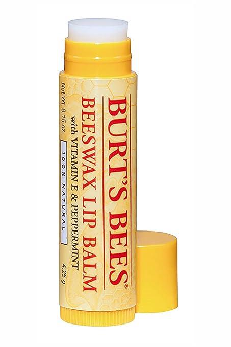 167 opinioni per Burt's Bees Beeswax Lip Balm Tube, 4.25 g