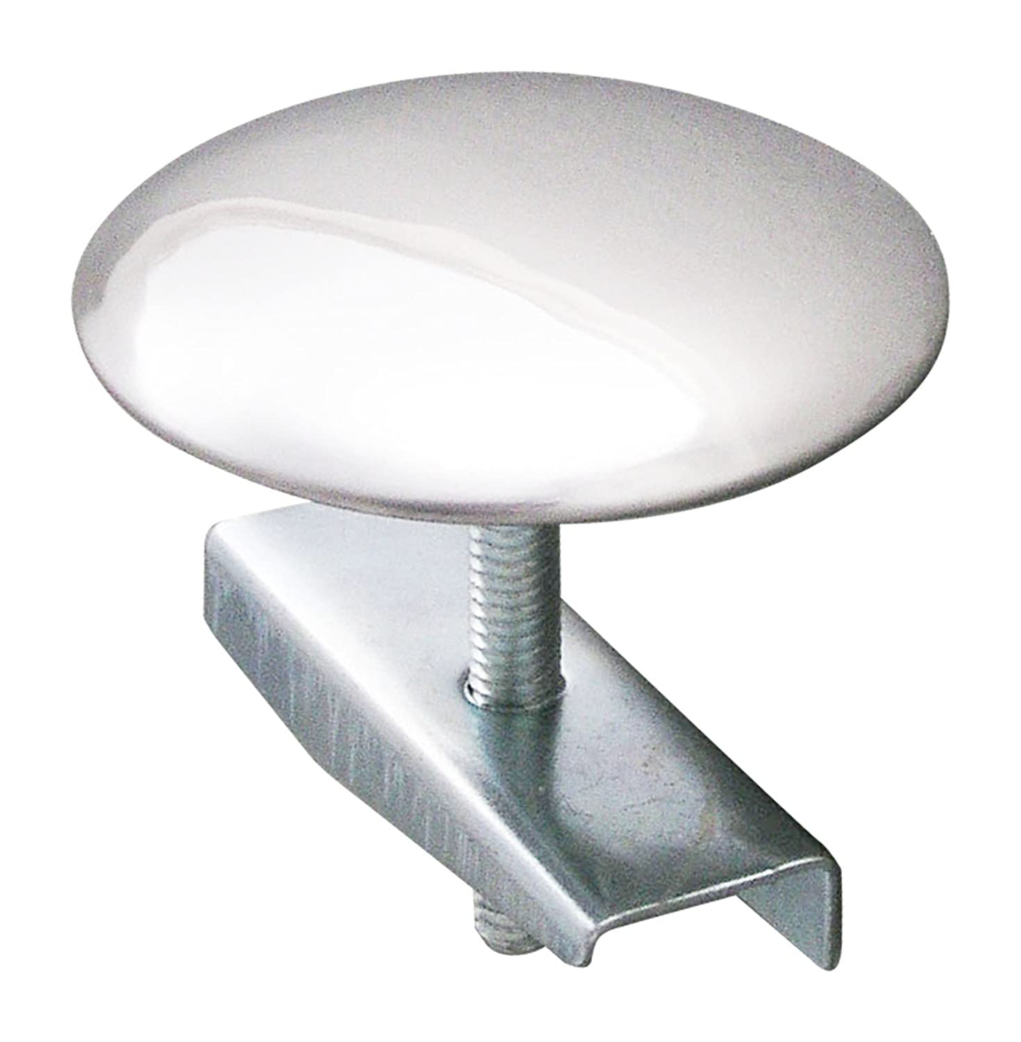 LDR 501 6410 Bolt Type Stainless Steel Faucet Hole Cover, Chrome