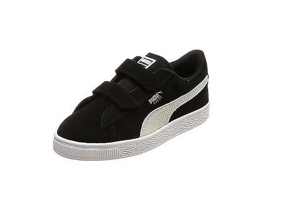 Puma Suede 2 Straps PS Sneakers Basses Mixte Enfant