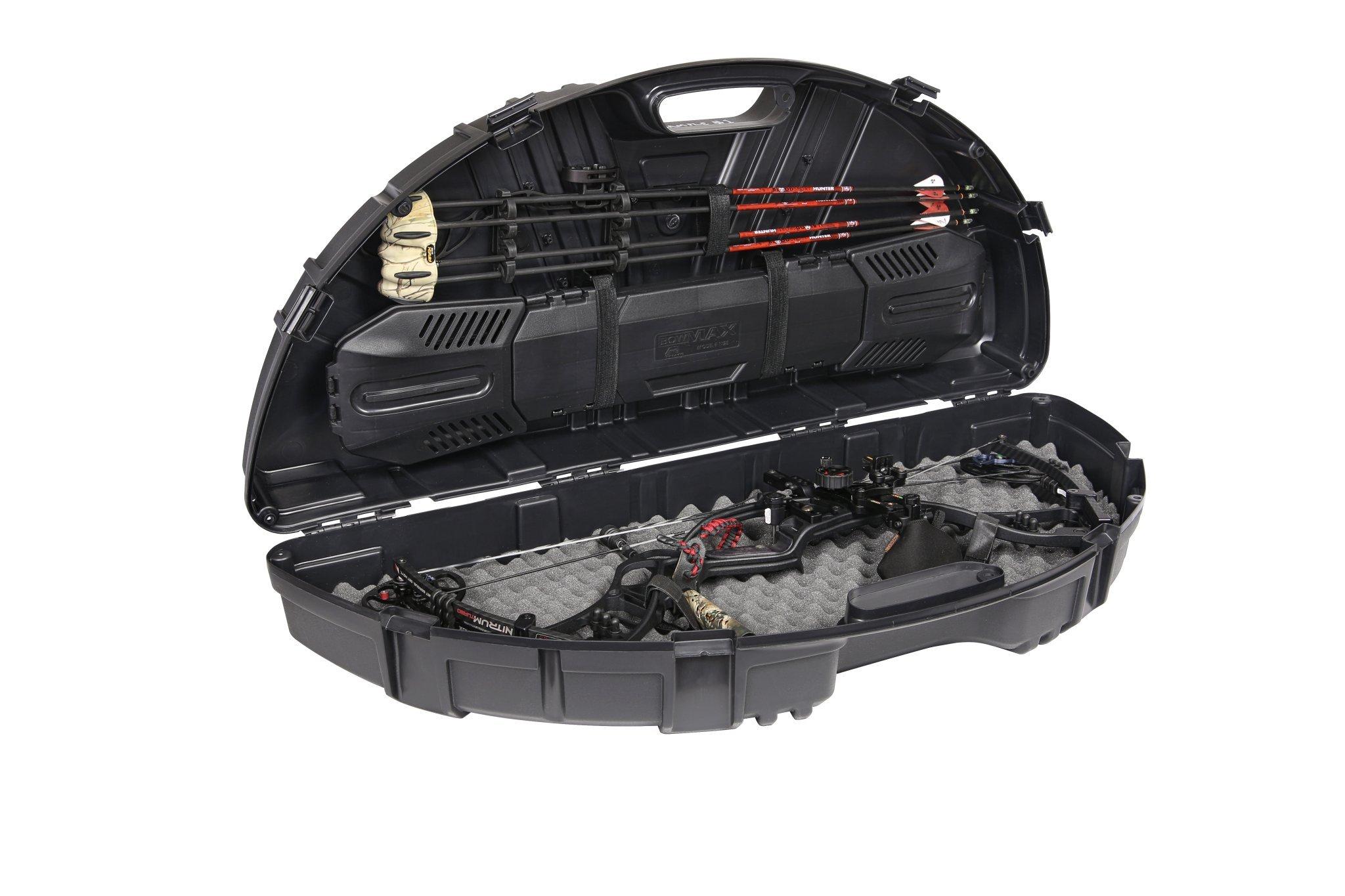 Plano SE Pro 44 Bow Case - Black with Arrow Case SE Pro 44 Bow Case - Black with Arrow Case, 44''