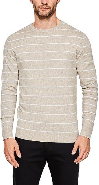 TALLA L. Esprit suéter para Hombre