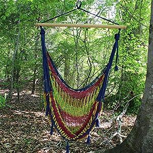 Charmant Mayan Hammocks Traditional Mayan Hammock Chair   Starburst Multicolor