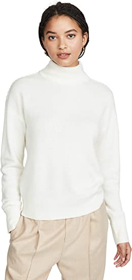 Theory Womens Ribbed Turtleneck