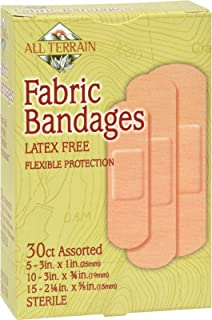 product image for All Terrain Bandages - Fabric Assorted - 30 ct (Pack of 2)