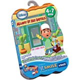 VTech - Cartouche de jeu V.Smile Manny Et Ses Outils - 90025