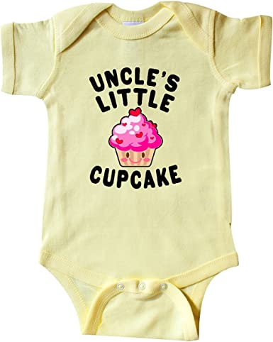 inktastic Aunts Little Cupcake Baby T-Shirt