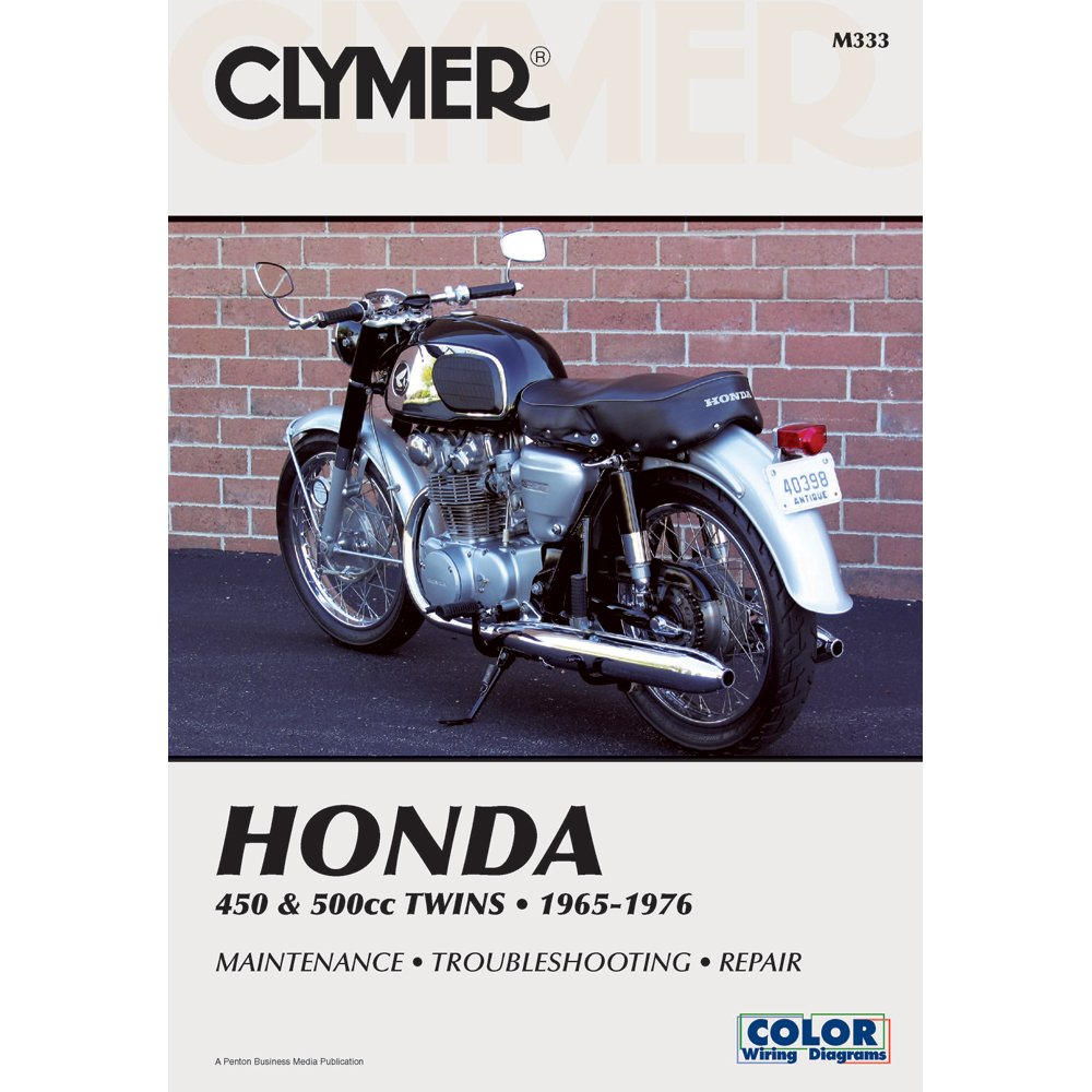 Honda Cb 360 Service Manual Books Cj250 Electrical Wiring Diagram Download 2005 Ford Ranger Workshop Complete Volume Amazoncom Clymer M333 Repair Automotive