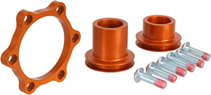 MRP Better Boost Endcap Kit Better Boost Adaptor Kits Converts 15mm x 100mm