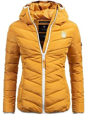 Navahoo Damen Winterjacke Steppjacke Elva 9 Farben XS-XXL  Amazon.de   Bekleidung dd02bf94ed