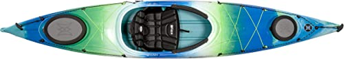 Perception Carolina 12 Sit Inside Touring Kayak Large Front and Rear Storage 12