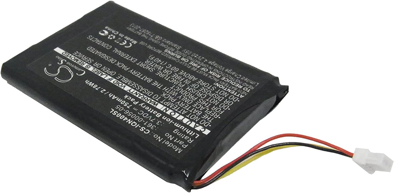 Nuvi 66LM Nuvi 56LMT Cameron-Sino Replacement Battery for Garmin GPS Nuvi 40LM Nuvi 52LM Navigator Nuvi 40 Nuvi 68LMT Nuvi 52