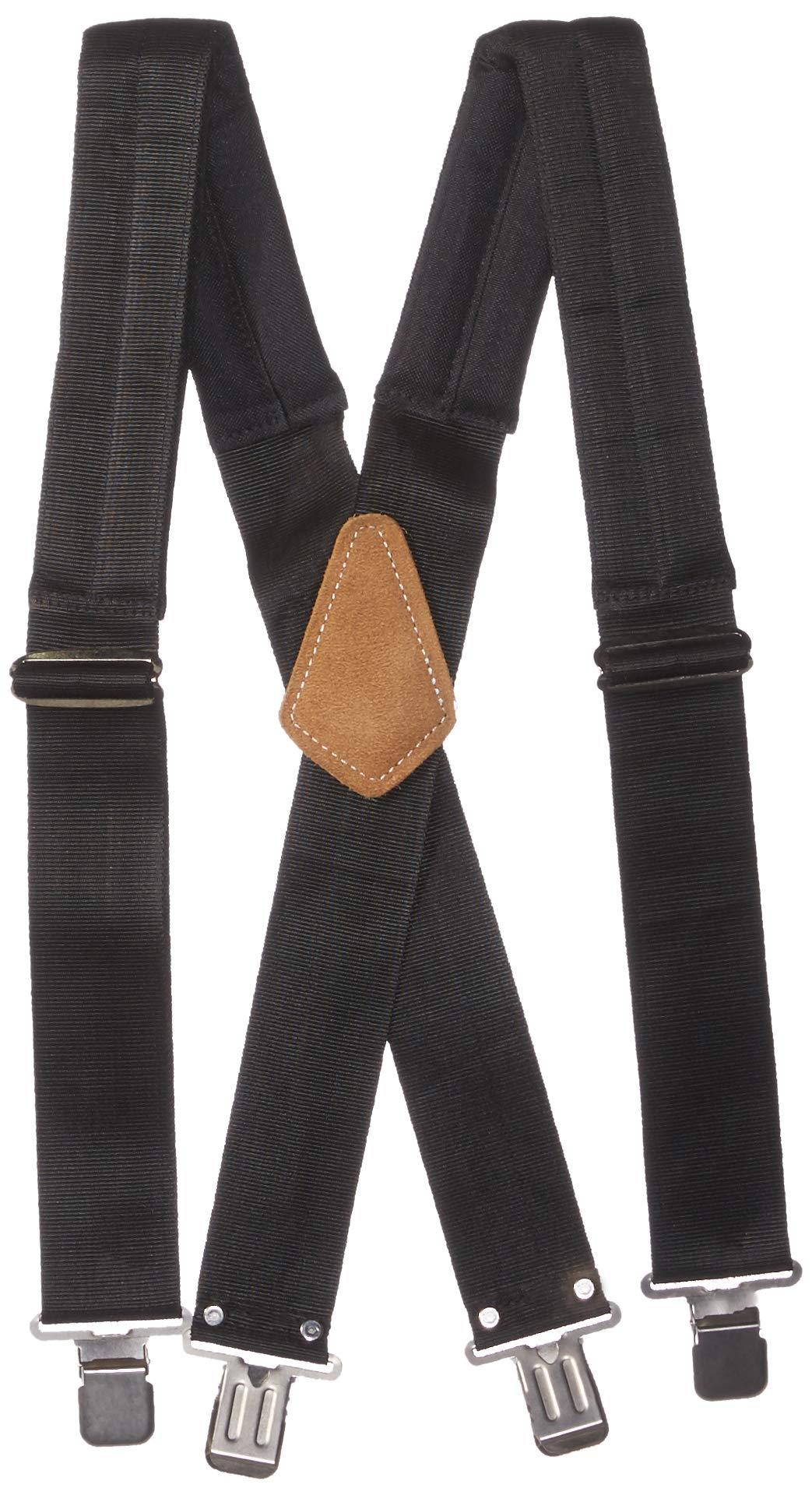 Style n Craft 95-013 Heavy Duty Padded Polyweb Work Suspenders