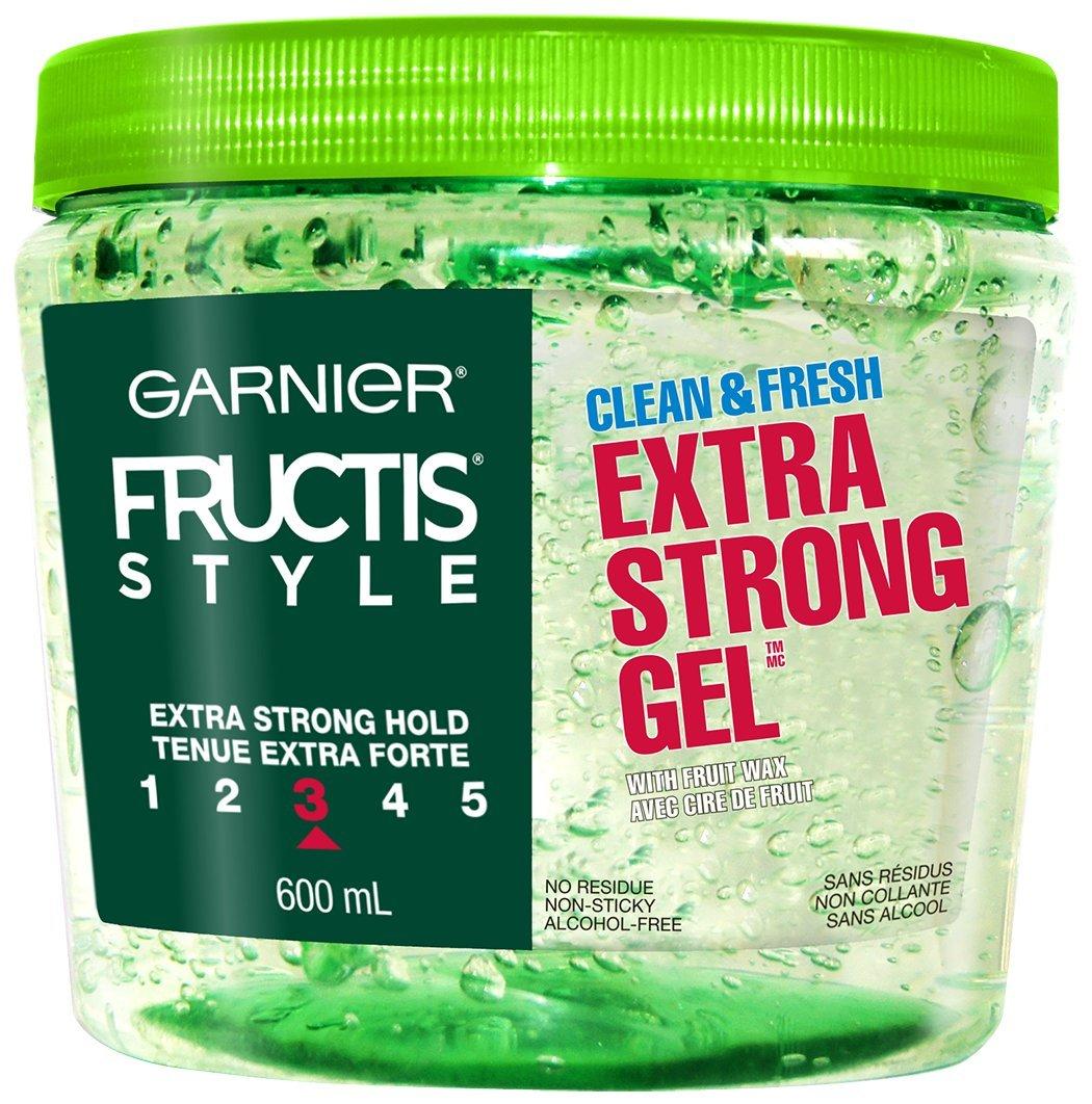 Garnier Fructis Extra Strong Gel 600G