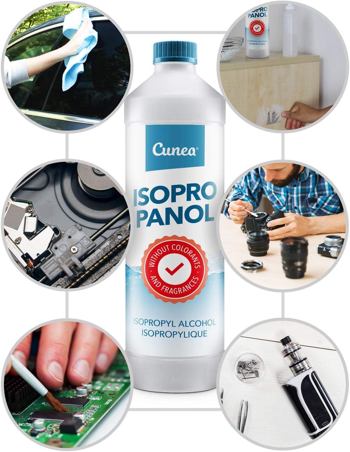 Isopropanol 99 9 Geeignet Als Fettlöser 3 Liter Reinigungsflüssigkeit Drogerie Körperpflege