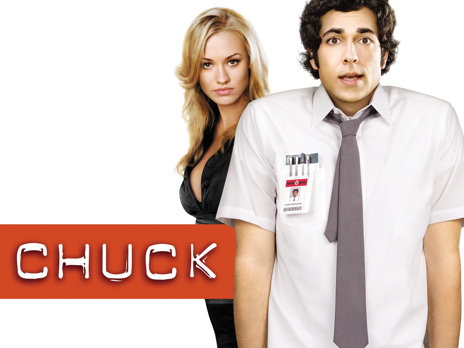 Amazoncom Watch Chuck Season 1 Prime Video