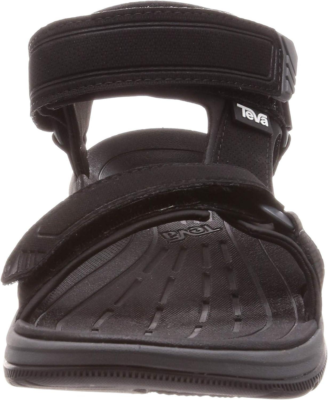 Teva Mens Sandalia Strata Universal Black Sports Sandals
