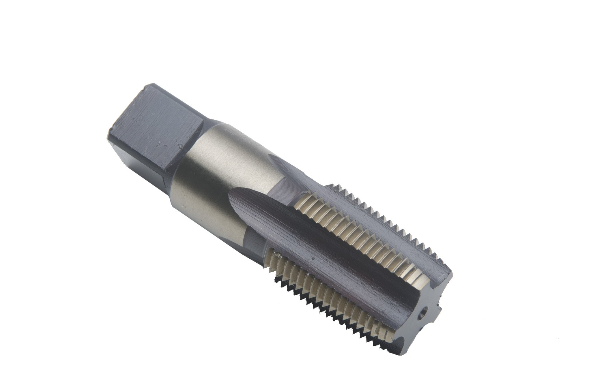 Triumph Twist Drill 71250 1/8-27 NPT T65HD High Speed Steel NPT Pipe Tap Thundertap Bronze Oxide Coated