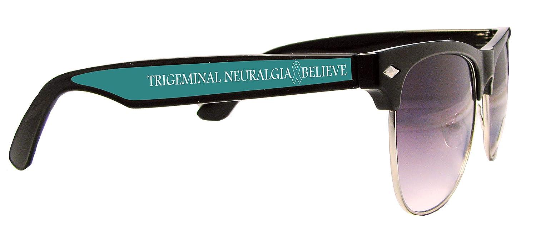 Amazon.com: Gafas de sol Trigeminal Neuralgia Awareness ...