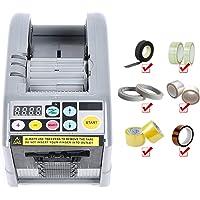 Kacsoo Automatische Tape Dispenser Zcut-9 Multifunctionele 6-60mm Cut 1/2 Rolls Elektronische Auto Tape Adhesive Cutter…