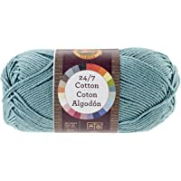 Lion Brand Yarn Company algodón de Lana, 100%