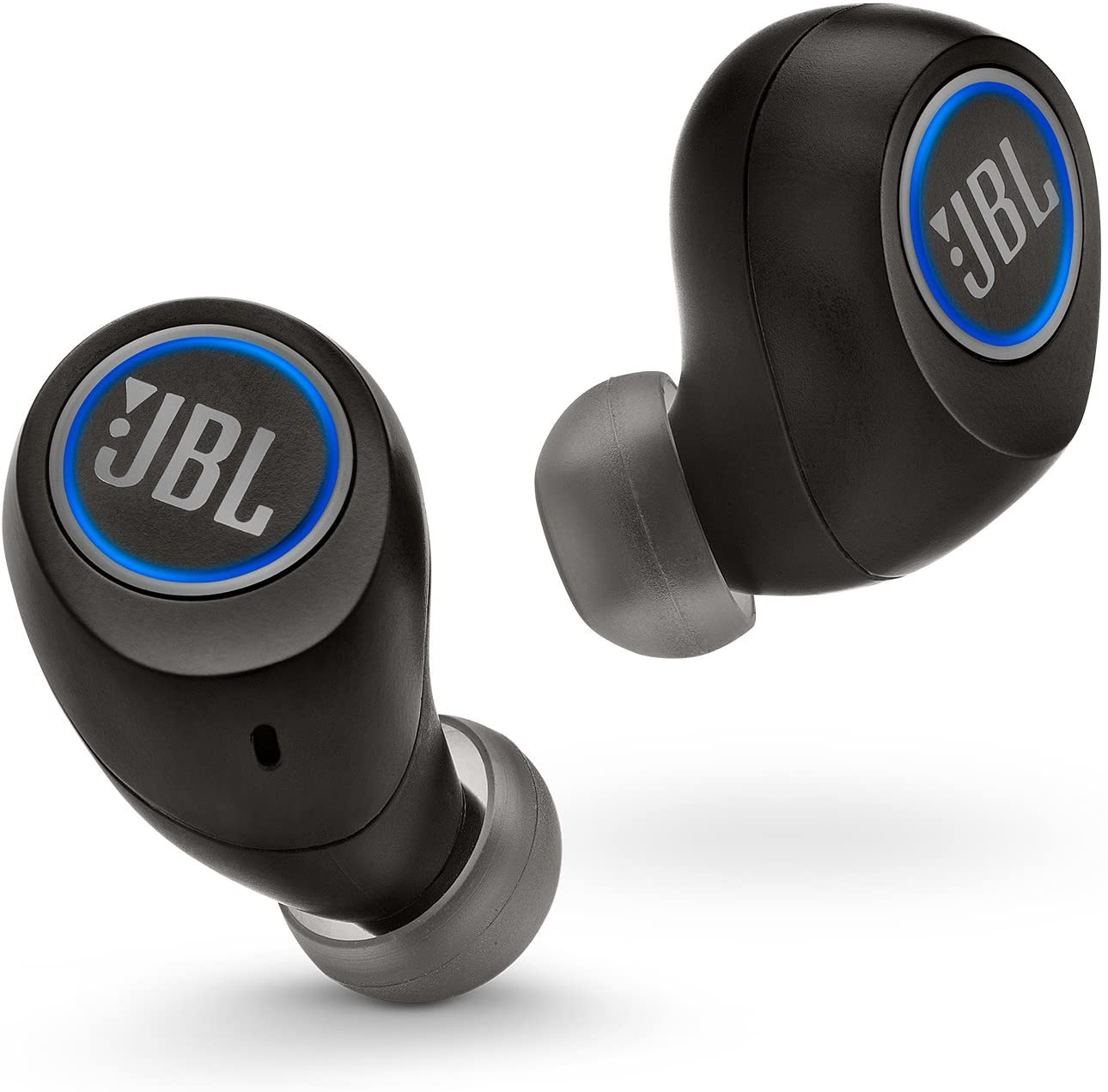 Amazon Com Jbl Free Truly Wireless In Ear Headphones Black Electronics