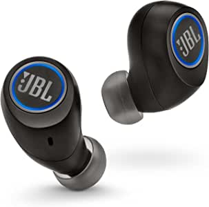 JBL Free Truly Wireless in-Ear Headphones (Black)